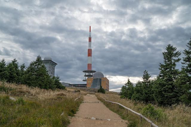 5 Wanderwege auf den Brocken im Harz  Zu Fuß auf den Brocken wandern - Wanderwege auf den Brocken im Überblick 02