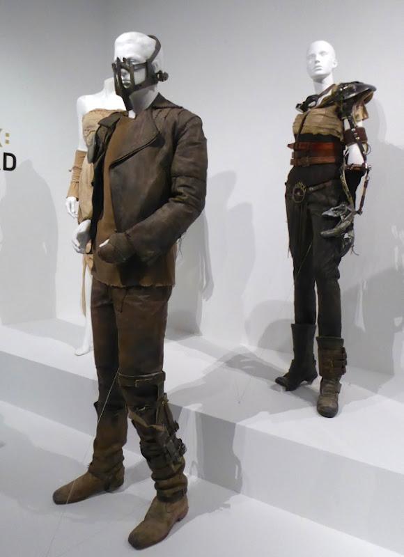 Mad Max Fury Road movie costumes