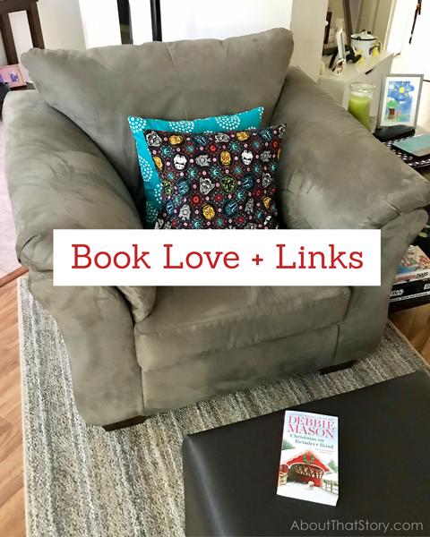 Book Love + Links: Sep. 26, 2020