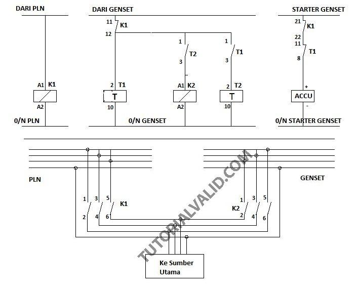 Ats Diagram electrical wiring diagrams