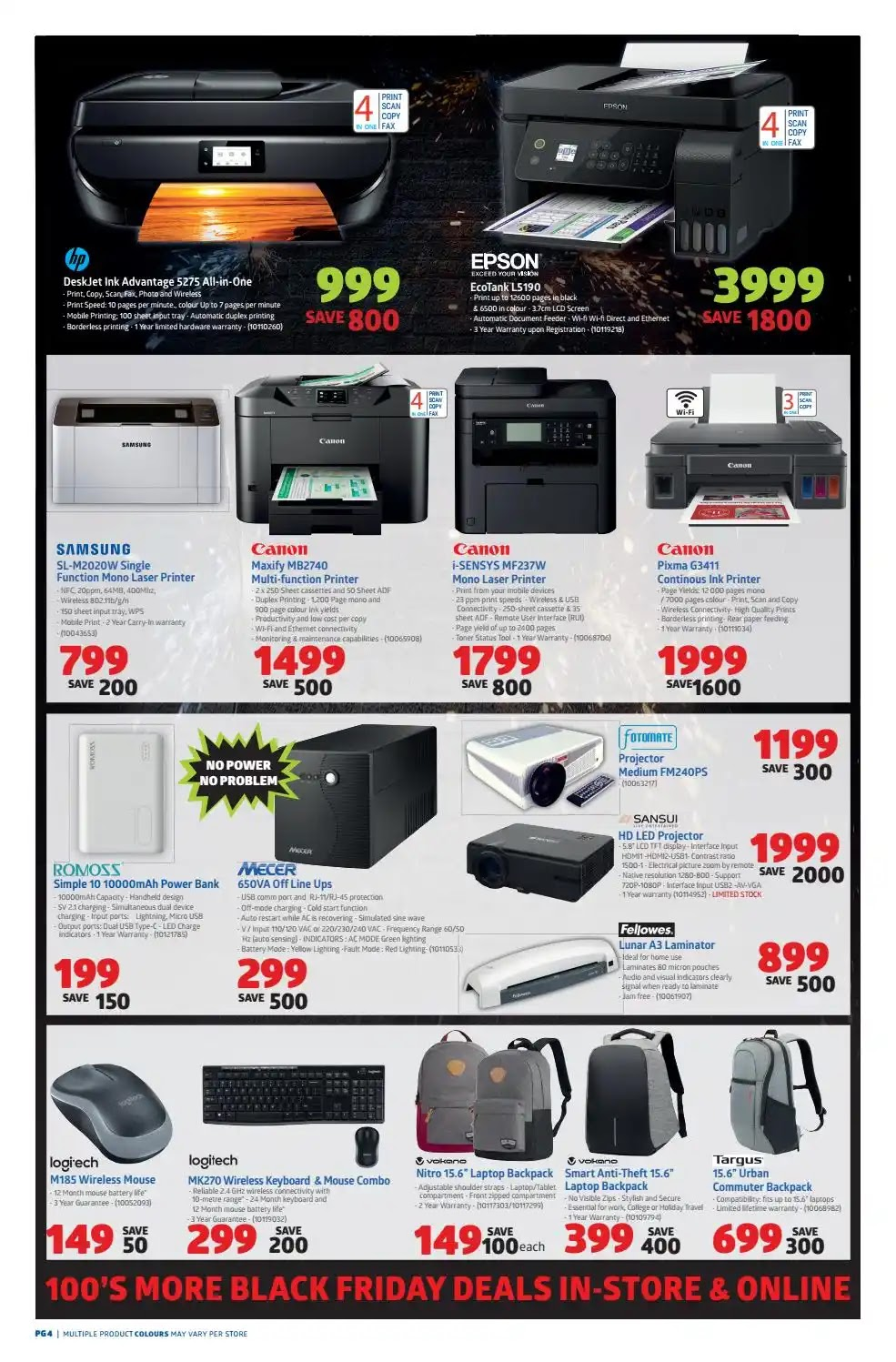 Incredible Connection Black Friday Deals  -  Page 4