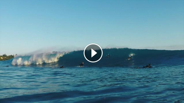 Mediterranean Surfing Paradox - Unlocked