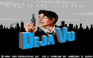 Videojuego Deja Vu - A Nightmare Comes True