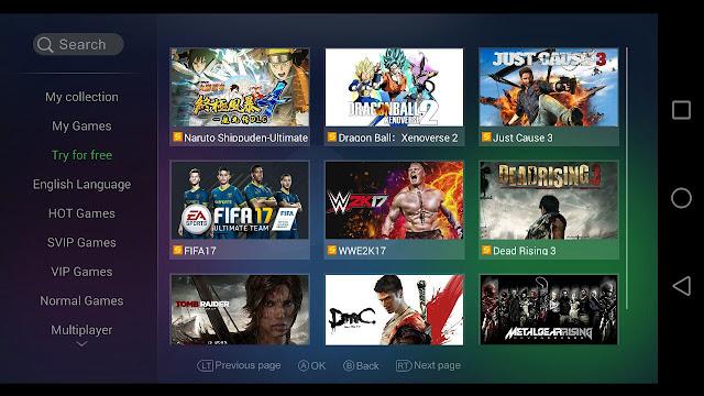 تحميل تطبيق Cloud Games للاندرويد اخر اصدار