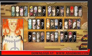 Download Naruto Senki Ninja War Mod By Bagays Apk versi terbaru 2021