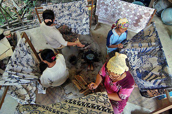 Motif Batik Kebumen