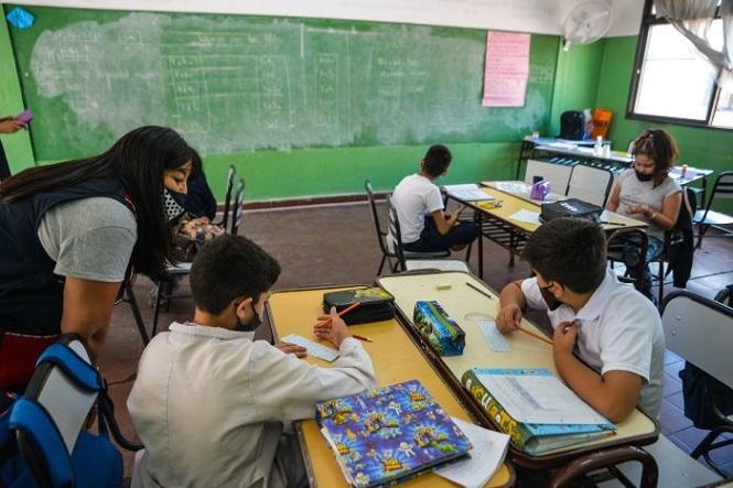 Inscripción para el ingreso a primer grado del ciclo lectivo 2022