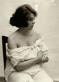 foto wanita tuna susila jaman dahulu