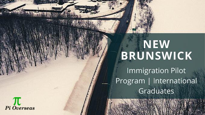 New Brunswick | Immigration Pilot Program | International Graduates