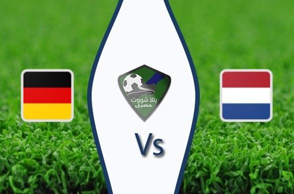 مشاهدة مباراة المانيا وهولندا بث مباشر
