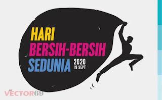 Logo Hari Bersih-bersih Sedunia 2020 - Download Vector File SVG (Scalable Vector Graphics)