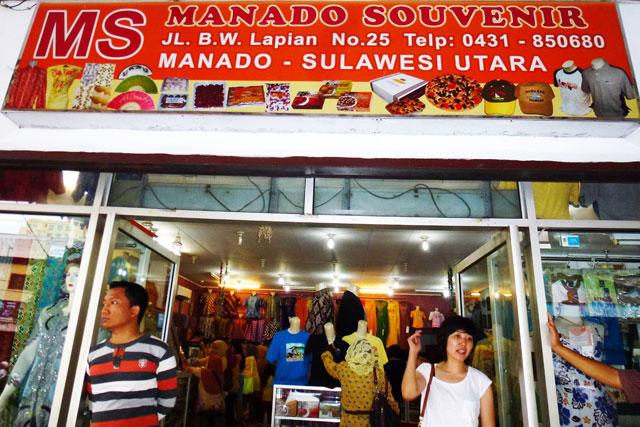 Manado Souvenir