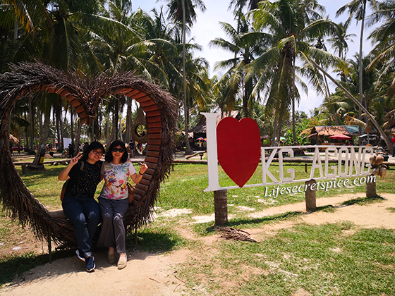 Kampung Agong, Penaga, Penang's Tourist Attraction of Agro-themed Park