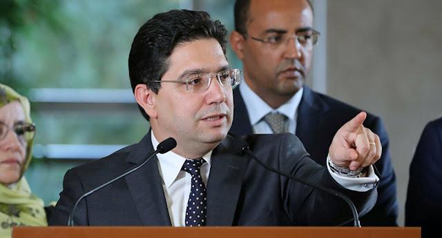 Déclaration du Ministère des affaires étrangères au sujet de la crise Maroco-Espagnole