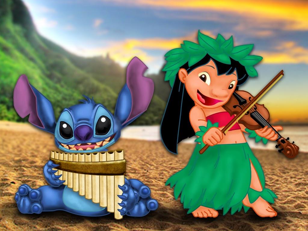 Kumpulan Gambar Lilo & Stitch | Gambar Lucu Terbaru