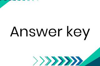 MPSC Asst Motor Vehicle Inspector Final Answer Key 2020