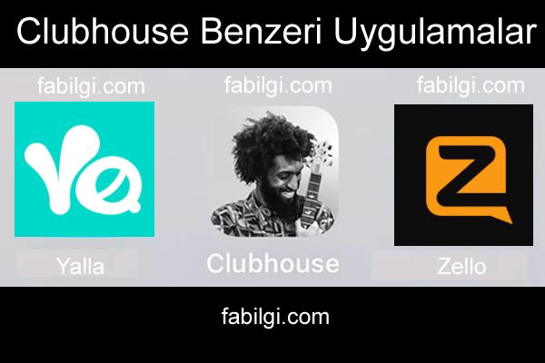 Clubhouse Benzeri Sesli Sohbet Uygulaması Android 2021