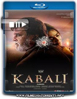 Kabali Torrent - BluRay Rip 720p Dual áudio