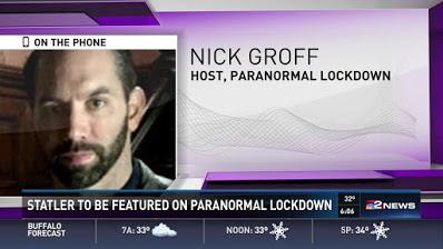 Paranormal News
