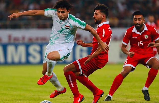مشاهدة مباراة العراق وفلسطين بث مباشر اليوم 14-09-2020 مباراة ودية