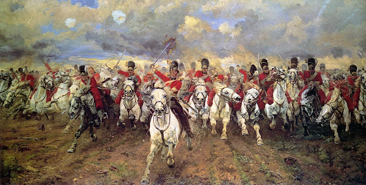 """a damn close-run thing."" On the 200th Anniversary of the Battle of Waterloo"