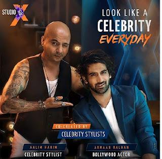 Alim Hakim Bollywood actress hairstyler