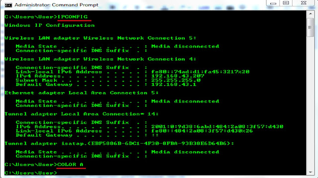 Cara Hack WA Dengan CMD