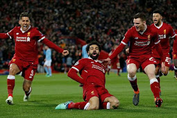 Prediksi Semi Final Liga Champions : Liverpool vs AS Roma 25 April 2018