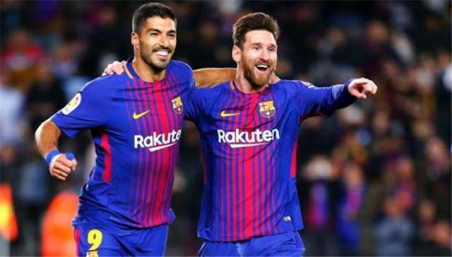 ميسي وسواريز يفاوضان لاعبا للانضمام إلى برشلونة