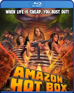 Amazon Hot Box [BD25] *Subtitulada