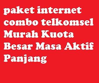 Pada umum nya pengguna internet selalu mencari kode paket internet murah  Cara Mengaktifkan paket internet combo telkomsel Murah Kuota Besar Masa Aktif Panjang