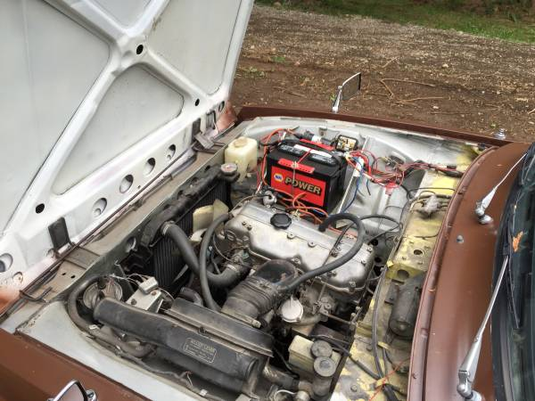 1974 Ford Courier | Auto Restorationice