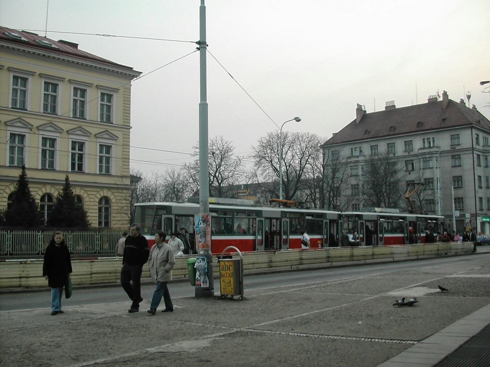 Pragda ne tür nehir aktığını biliyor musun