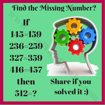 Can you solve this brain teaser?