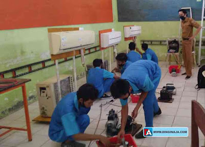 Prospek Kerja Lulusan SMK Bidang Teknik Pendingin dan Tata Udara