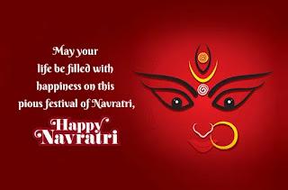 Happy Navratri 2019 Wishes, Happy Navratri Images, Photos