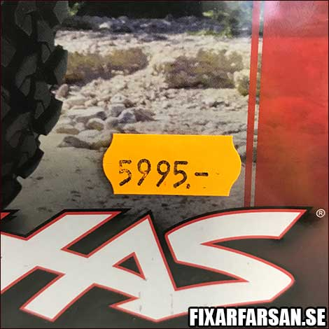 Pris-Ford-RC-Bilar