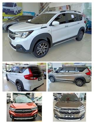 Harga Pricelist Suzuki XL7 Semarang Murah !!