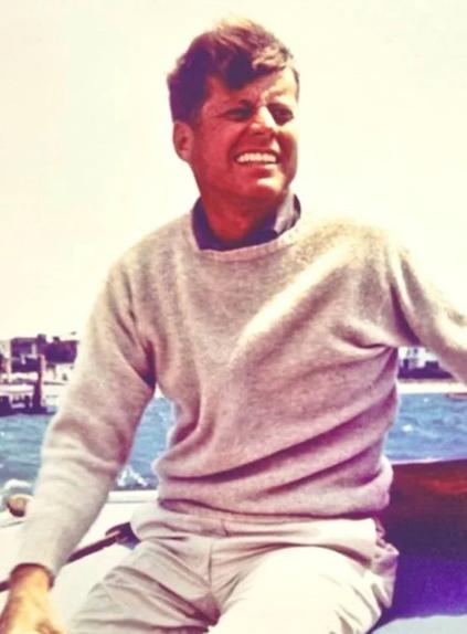JFK jersey Shetland
