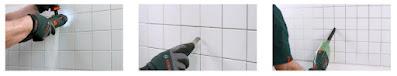 paso a paso renovar azulejos