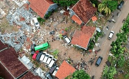 Kumpulan Puisi Bencana Alam Tentang Tsunami Banten Dan Lampung