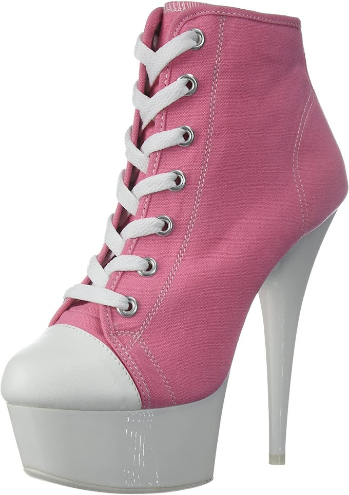 Head Turner Pleaser Heels that looks amazing