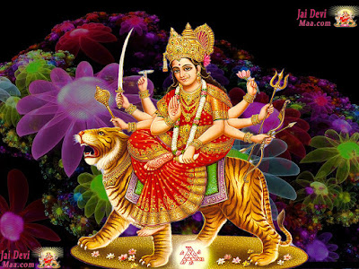 Maa Durga HD Wallpaper images for Mobiles