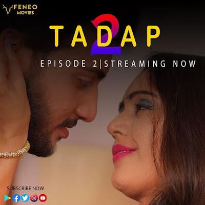 Tadap 2 Web series actress Pallavi Patil
