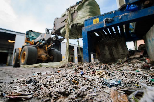 Η Σουηδία εισάγει σκουπίδια γιατί εξαντλεί τα δικά της στην ανακύκλωση