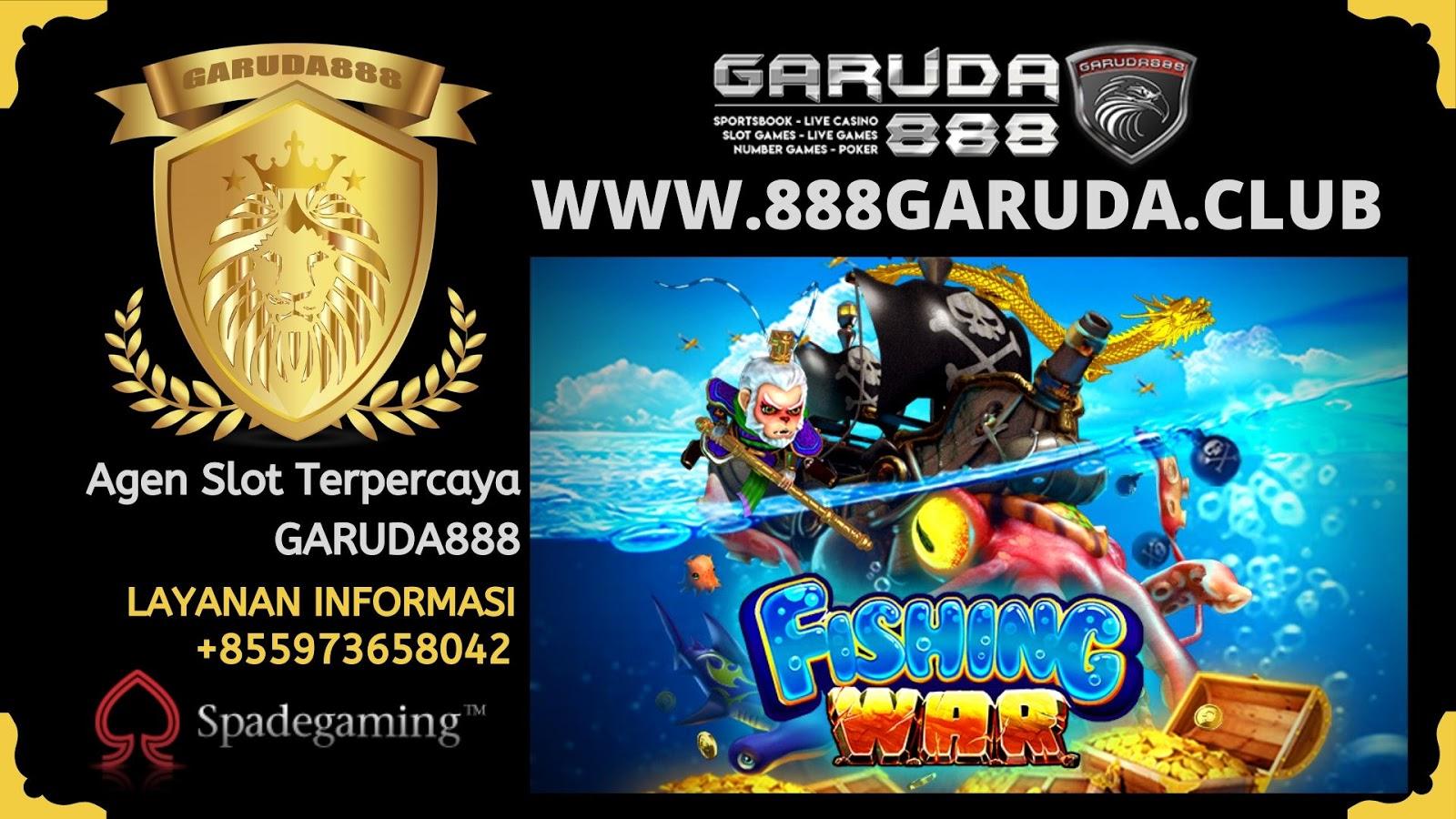 Ketahui Game Judi Tembak Ikan Online Yang Mudah Dimainkan - Tips Garuda888 Online