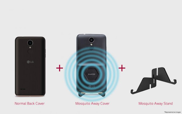 LG K7i Mosquito Away smartphone