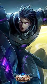Alucard Obsidian Blade Heroes Fighter Assassin of Skins V2