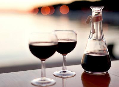 Rượu vang đỏ giúp đốt cháy chất béo