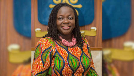 Prof. Nana Aba Appiah Amfo appointed first female Ag Vice-Chancellor of University of Ghana